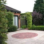 Small Modern Property Garden Design