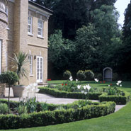 Formal Garden Design 1