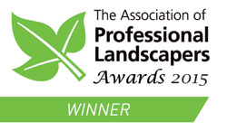 Garden Design Award Winner 2015