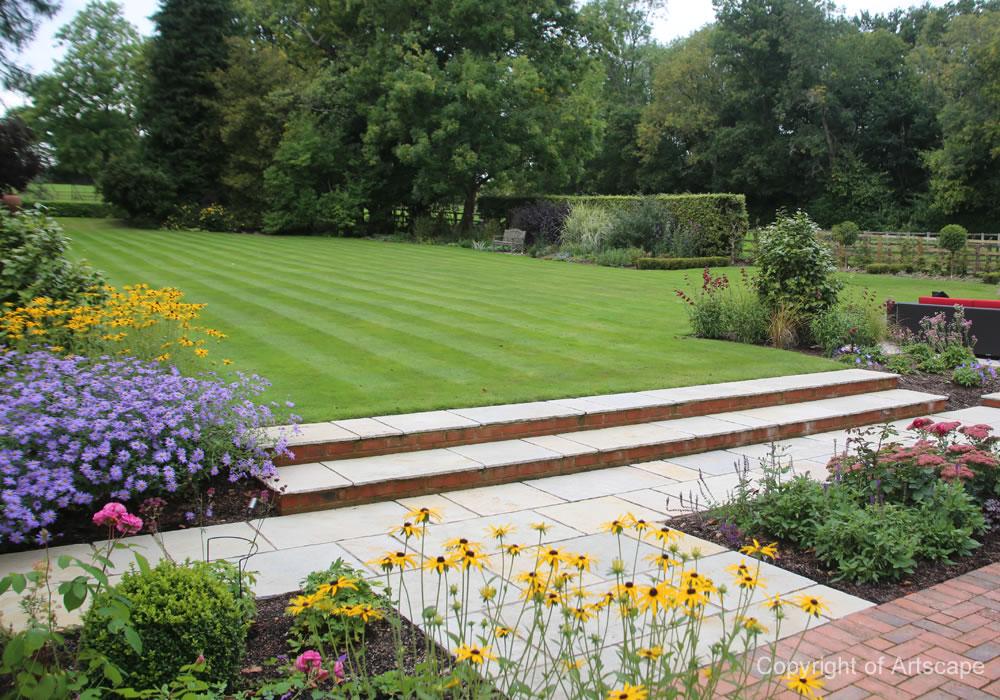 Medium -sized Family Garden Design on Medium Sized Backyard Ideas id=85034