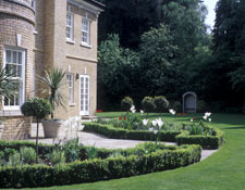 Large Formal Garden Picture