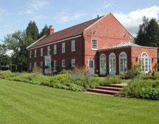 Large garden 6 - rebuilt house