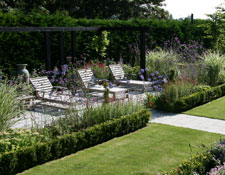 Listed property garden 3