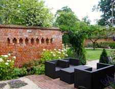 courtyard garden design 3