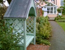 Medium Sized Garden Example 2