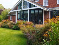 Medium-sized Family Garden