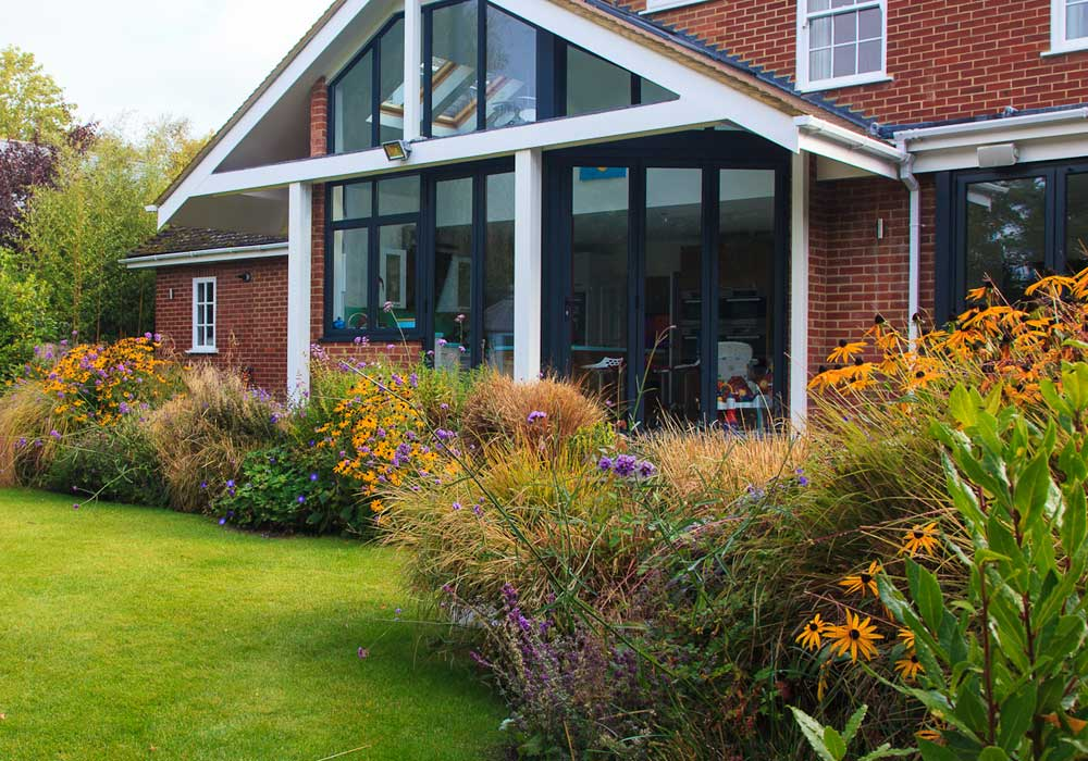 garden design - berkshire property